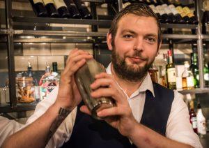 Cocktail-barman