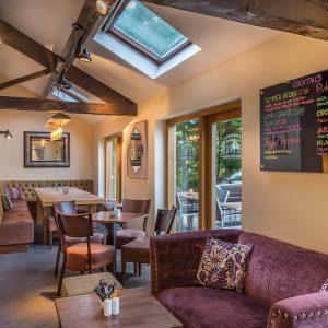 Bar Dining Old Bridge Inn